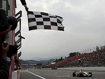 Финишную отмашку в Гран-при Бразилии дадут родители будущего чемпиона