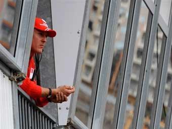 Шумахер займется распределением 100-миллионого штрафа McLaren