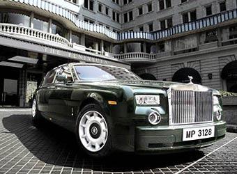 Rolls-Royce будет торговать подержанными машинами