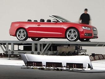 Audi A5 и S5 без крыши появятся в 2009 году