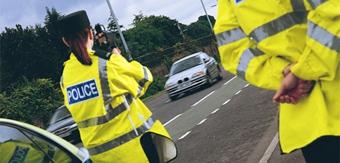 Начальника дорожной полиции лишили прав за превышение скорости