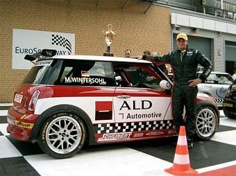 BMW готовит новый автомобиль для гоночной серии Mini