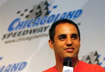 Монтойя примет участие в американских гонках уже в октябре