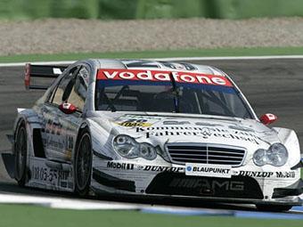 Ральф Шумахер поедет в DTM за команду Mercedes-Benz
