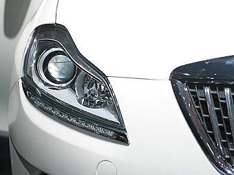 Lancia к 2012 году подготовит кроссовер и купе