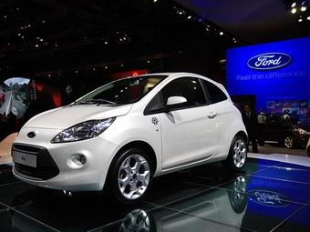 Ford Ka можно будет раскрасить по своему вкусу