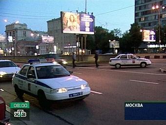 В Москве пьяный камерунец напал на сотрудника ГАИ