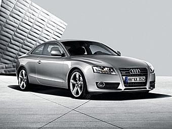 Audi A5 получит новый двухлитровый турбомотор