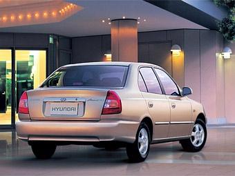 Hyundai Accent стал самой популярной иномаркой в России