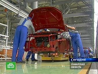 """""""АвтоВАЗ"""" попросил отменить пошлины на ввоз шин"""