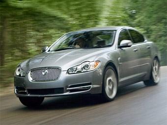 Тони Блэр проведет тест-драйв Jaguar XF