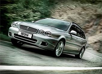 Jaguar представил обновленный X-Type