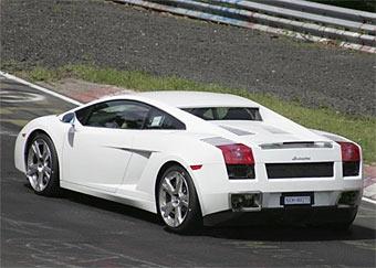 "Lamborghini готовит ""бюджетный"" Gallardo"
