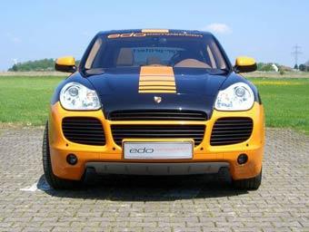 В Германии создан 620-сильный Porsche Cayenne