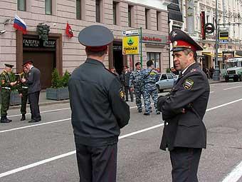 Центр Москвы перекроют из-за крестных ходов