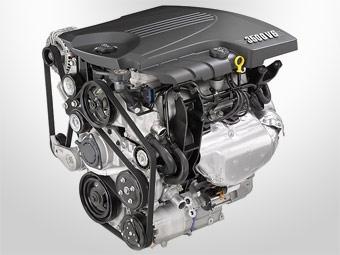 GM увеличит объем выпуска шестицилиндровых моторов