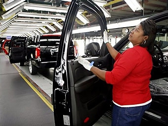 GM отправит на пенсию 19 тысяч сотрудников
