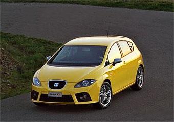 В России начались продажи автомобилей Seat