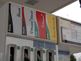 Самый дорогой бензин Европы продают в Голландии