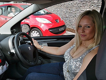 Peugeot будет выпускать в Великобритании только женские модели