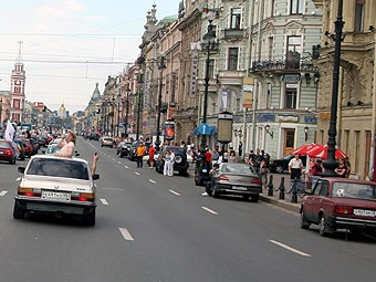 Реконструкция Невского проспекта начнется в августе