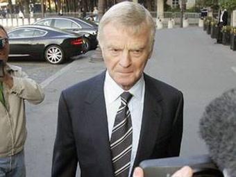Берни Экклстоун предупреждал Мосли о возможном скандале