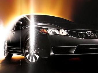 Американский вариант Hondа Civic ждет рестайлинг