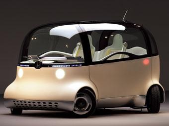 Honda привезет в Токио новый концепт-кар с гелевым кузовом