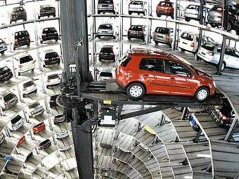 На севере Москвы построят мобильные автоматические паркинги