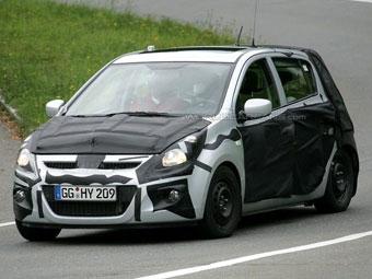 Замена Hyundai Getz появится в 2008 году