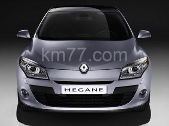 Появились фотографии хэтчбека Renault Megane нового поколения