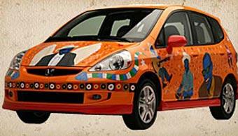 Honda Jazz поможет распространению блюза