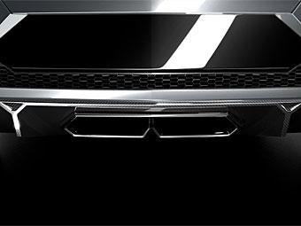 Новая модель Lamborghini оказалась четырехдверным купе