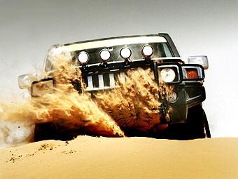 Первые занятия академии Hummer пройдут в пустыне Сахара