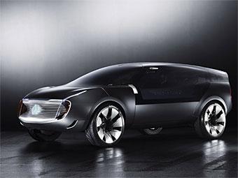 Renault привезет в Париж новый концептуальный кроссовер