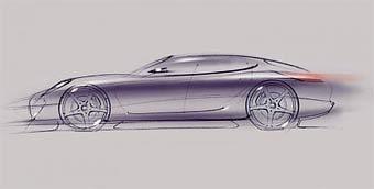 Porsche Panamera получит гибридную силовую установку