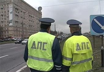 В центре Москвы водитель обстрелял пешеходов
