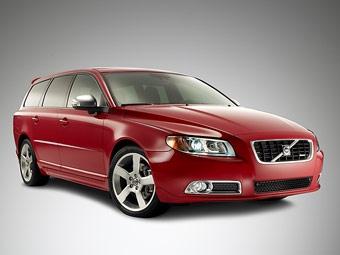 Компания Volvo сделала универсал V70 спортивнее
