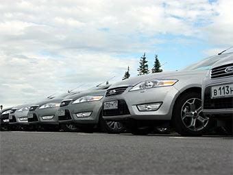 Сборка Ford Mondeo в России начнется в сентябре
