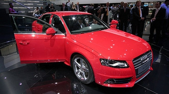 Действительно новое поколение Audi A4