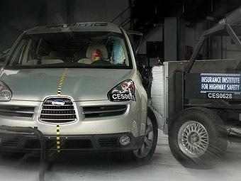 Владельцы маленьких авто платят за мелкие аварии больше