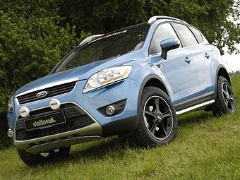 Немцы разработали первый спорт-пакет для Ford Kuga