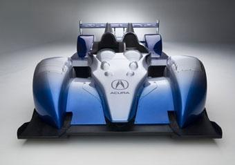 Acura примет участие в американских гонках Le Mans