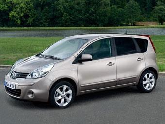 Nissan привезет в Париж обновленный Note и еще два новых автомобиля