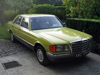 Mercedes-Benz писателя Станислава Лема выставлен на продажу
