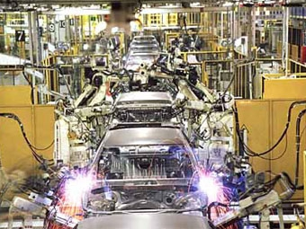 На заводе Toyota в Японии взорвалась бомба