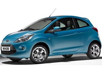 Компания Ford раскрыла первые подробности о новом Ka