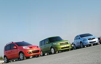 Great Wall показал новую коллекцию автомобилей-двойников