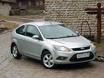 Марка Ford стала самой популярной маркой в Москве