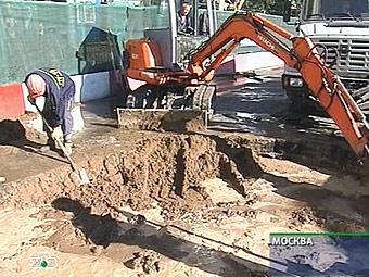 Реконструкцию одного из участков Дмитровского шоссе завершат в сентябре